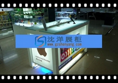 广州数码展柜