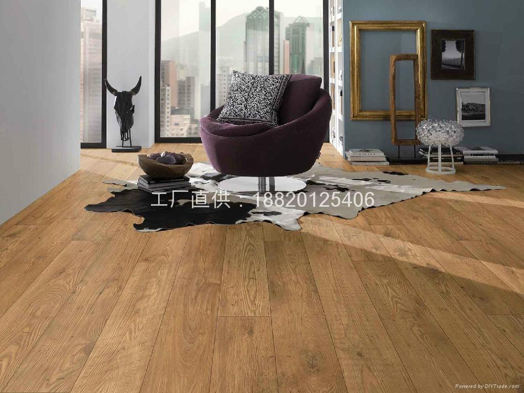 10厘厚宽板木地板