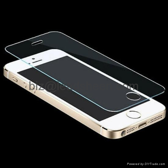 Tempered Glass Screen Protector for iphone5/5S/5C 5