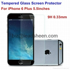 Newest Tempered Glass Screen Protector for iPhone6 plus