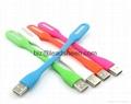 Portable Mini USB LED Light for PC Laptop Power Bank /computer 1