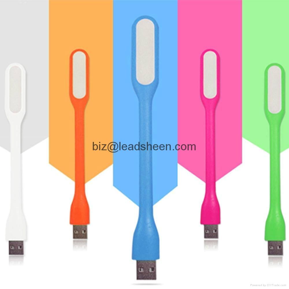 Portable Mini USB LED Light for PC Laptop Power Bank /computer 2