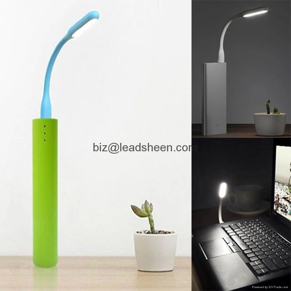 Portable Mini USB LED Light for PC Laptop Power Bank /computer 4