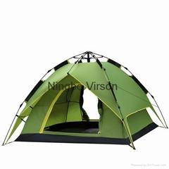 户外帐篷,野营帐篷,自动帐篷