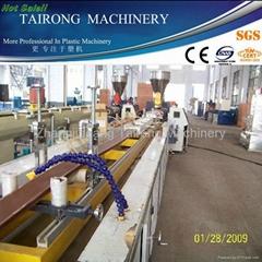 PET/WPC板材生产线