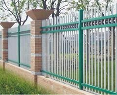 鋅鋼柵欄C型