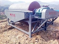 精選鐵礦石磁選機