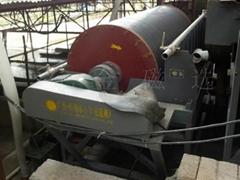 礦漿除鐵高強磁永磁磁選機