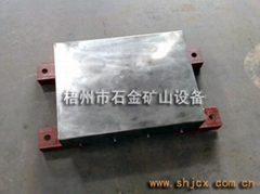 廠家生產永磁平板除鐵器