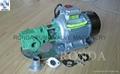 WCB 便携式铸铁/不锈钢电动齿轮油泵 2
