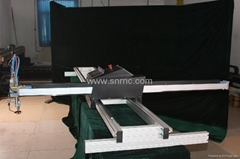 High accuracy stable SNR-FB cnc plasma cutting machine