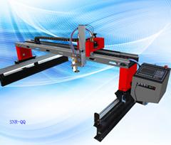 SNR-QQ gantry cnc cutting machine