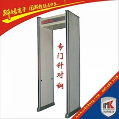 惠州探铜安检门