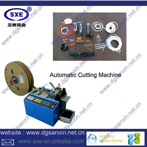 Heat Shrink Tube Cutting Machine  2