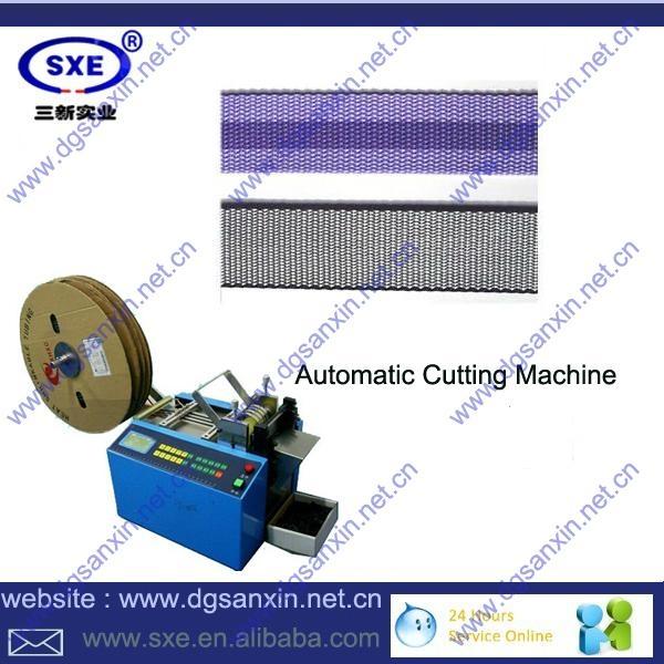 Automatic Velcro Tape Cutting Machine  2
