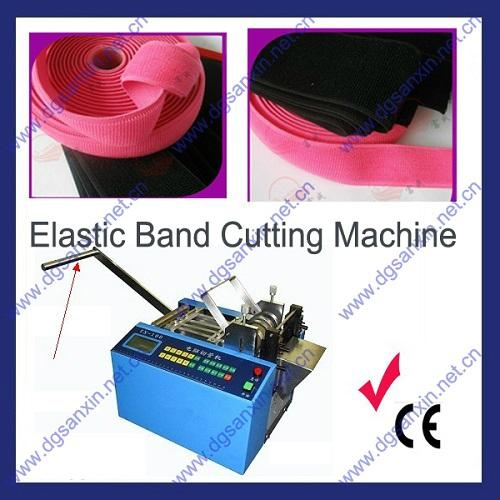 Fiberglass Sleeves Cutting Machine  3