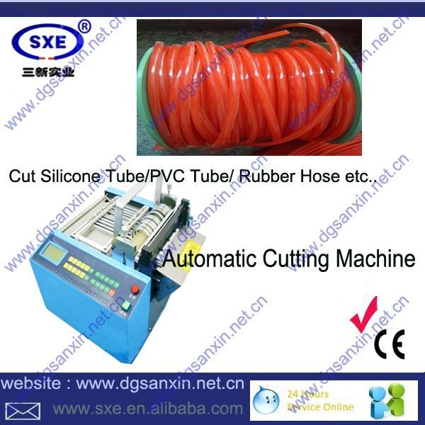 Fiberglass Sleeves Cutting Machine  4