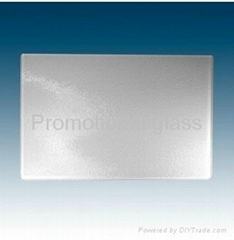 Glass Cutting Board ,sublimation coated