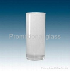 300ml sublimation glass mug