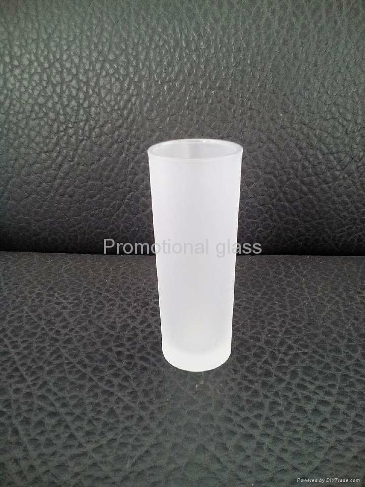 frosted glass shooter  4
