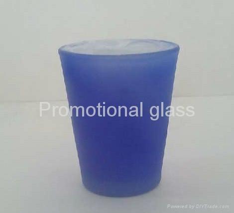 Color  change glass mug 2
