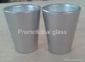 coating glass mug,  promotional shot