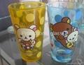 Sprayed  glass  cup 2