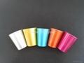 color coating glass mug  ,promotional shot glass mug 3