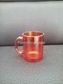 11OZ Sprayed glass mug  2