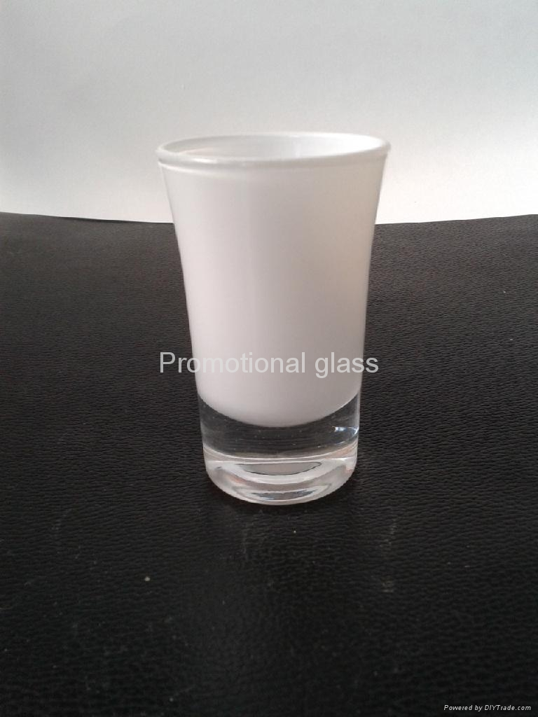 Promotional small wine glass cup 3