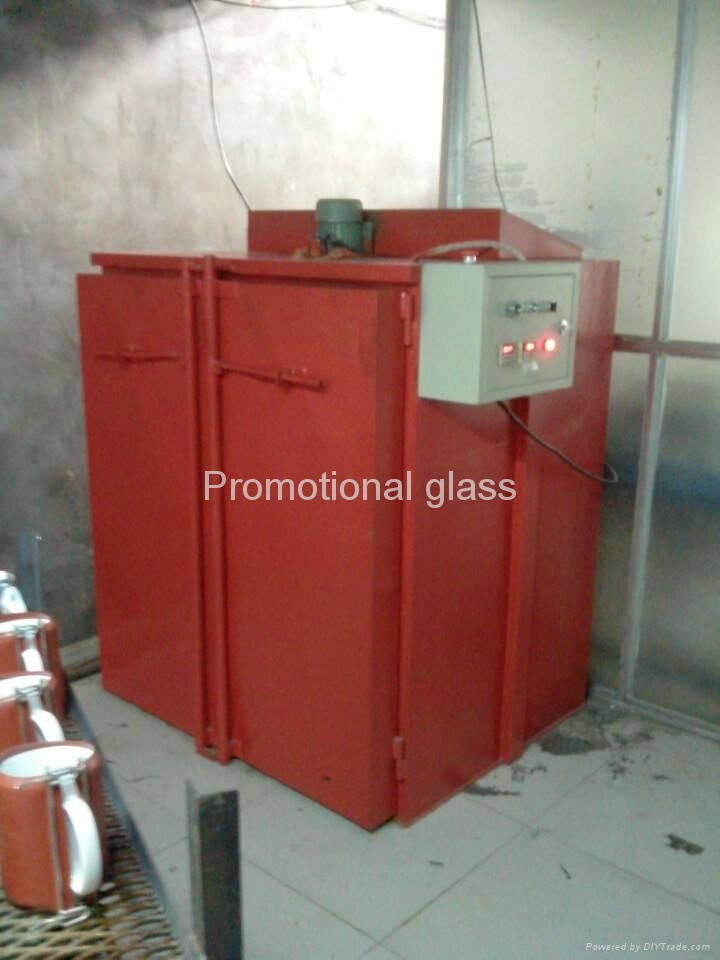Sublimation oven 2