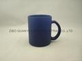 11OZ Sprayed glass mug  3