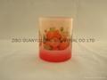 11OZ Sprayed glass mug  6