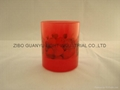 11OZ Sprayed glass mug  7