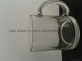11OZ Sprayed glass mug  9