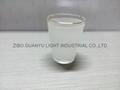 Color coating glass mug  ,promotional glass mug 7