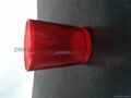 10OZ Sprayed whisky glass cup 6