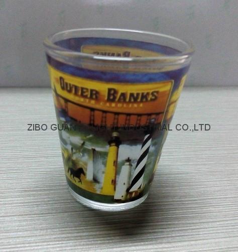 sublimation shot glass  4