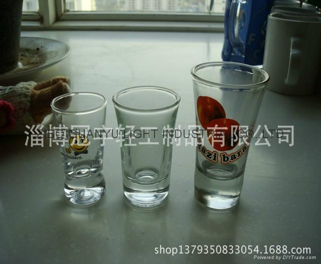 Glass tumbler cup,promotional glass cup 4