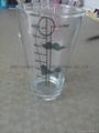 16OZ  COLA glass ,sublimation glass 3
