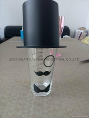 16OZ  COLA glass ,sublimation glass