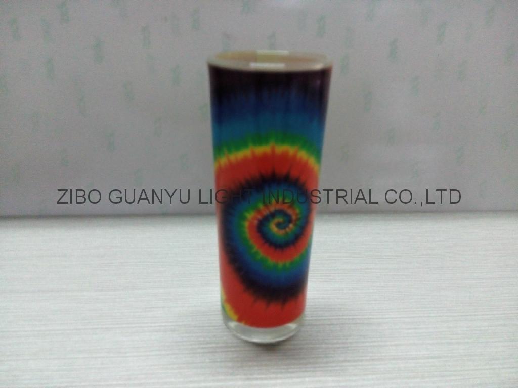 Glass shooter mug 3