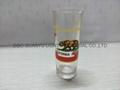 Glass shooter mug 6