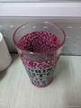16OZ Sublimation Glass cup,pint glass 2