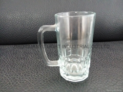 22OZ Glass beer stein