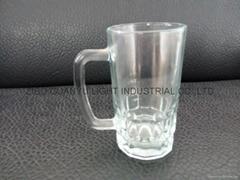 22OZ Glass beer stein