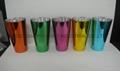 16OZ Laser Engrared glass mug 1