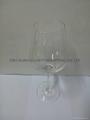 480ml Red wine glass glass mugs 3