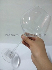 770ml Red wine glass