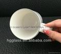 11oz Sublimation White glass mug glassware 3